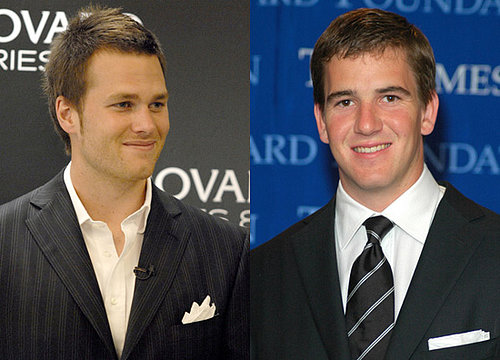 Dear Poll: Tom or Eli?