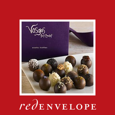 Vosges Exotic Chocolate Truffles