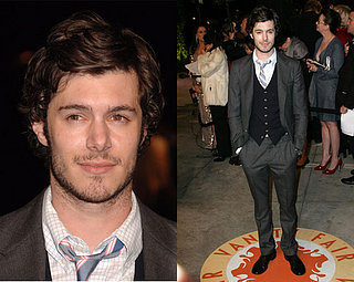 Vanity Fair Oscar Party: Adam Brody