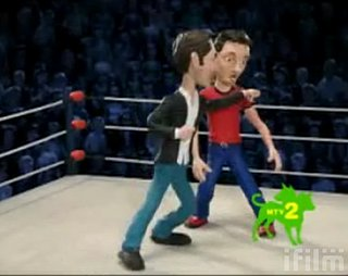 Celebrity Deathmatch: Jake Gyllenhaal and Tobey Maguire