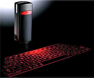 My Favorite Gadgets: Bluetooth Laser Virtual Keyboard