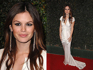 Art Elysium Red Carpet: Rachel Bilson