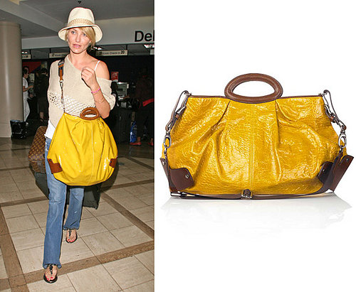 Log In To Win a Fab Yellow Marni Handbag!