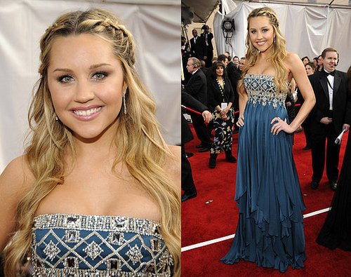 Screen Actors Guild Awards: Amanda Bynes