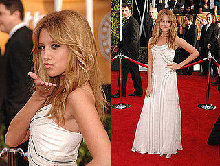 Screen Actors Guild Awards: Ashley Tisdale