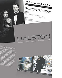 Fab Flash: Net-a-Porter Delivering Halston Day After Comeback Show