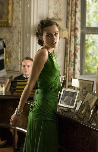 Best Costume Design Oscar Nominee: Atonement