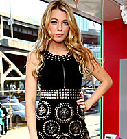 The Look: Bedazzled Black Dresses
