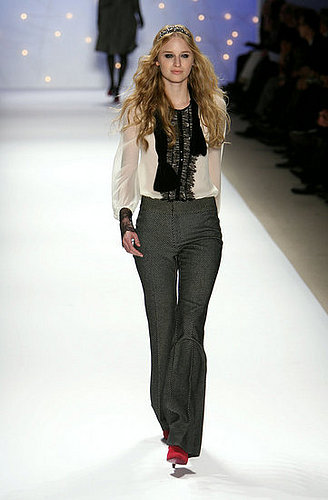 New York Fashion Week, Fall 2008: Nanette Lepore & Fab Exclusive Interview!