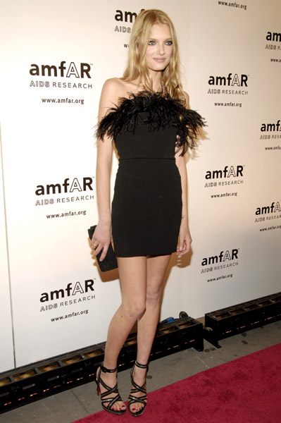 At 10th Annual amfAR New York Gala