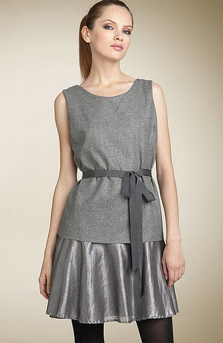 Fab Finger Discount: Graham & Spencer Tie Waist Skirted Dress