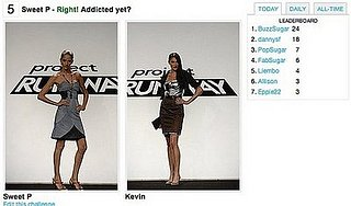 Play Our Project Runway Faceoff Game!