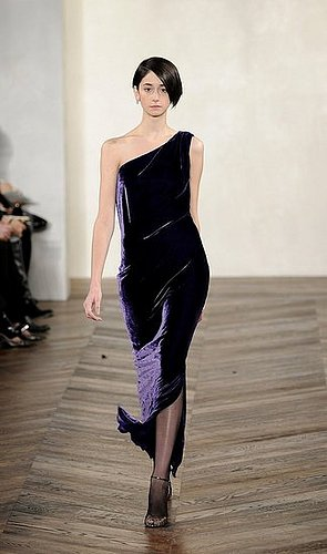 New York Fashion Week Trend Alert: The Velveteen Fashionista