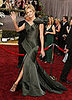 Guess Who Designed Charlize's Dramatic Green Bowed Gown at the Oscars in 2006?