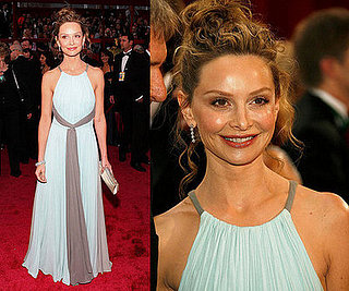 Oscars Red Carpet: Calista Flockhart