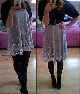 Look of the Day: So Sparkly