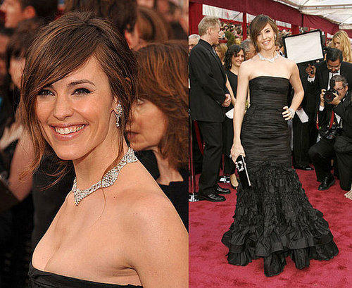 Oscars Red Carpet: Jennifer Garner