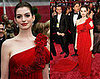Oscars Red Carpet: Anne Hathaway