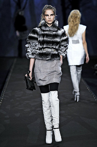 Milan Fashion Week, Fall 2008: Fendi