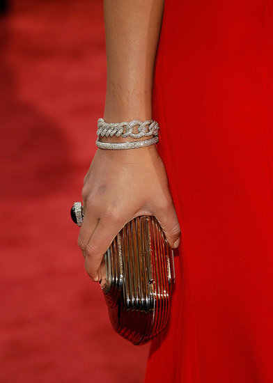 Cool Clutches at the Oscars