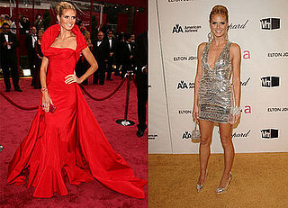 Heidi Klum Oscar Fashion