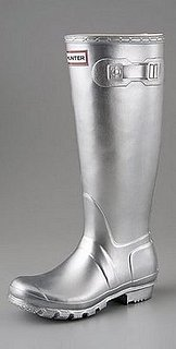 Hunter Silver Wellington Boot: Love It or Hate It?