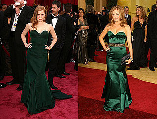 Amy Adams and Isla Fisher = Oscar Twinkies?!