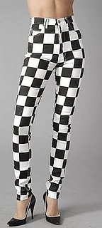 Ksubi High-Waisted Checkerboard Skinny Jeans: Love It or Hate It?
