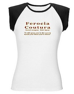 Christian Siriano-inspired Ferocia Coutura T-Shirt: Love It or Hate It?