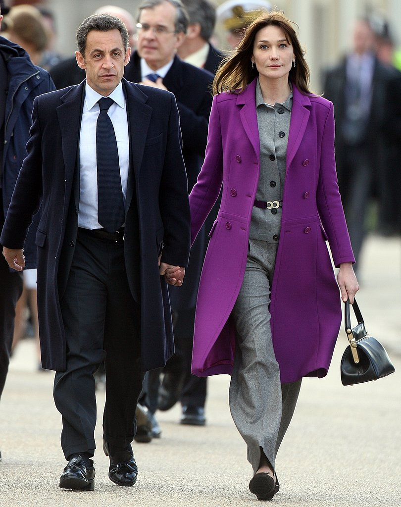 Leading Lady of France: Madame Carla Bruni-Sarkozy