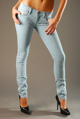 "Ever ""Sydney"" Jean - Light Blue Wash"