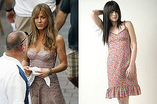 Sugar Shout Out: Jennifer Aniston's Floral Frock