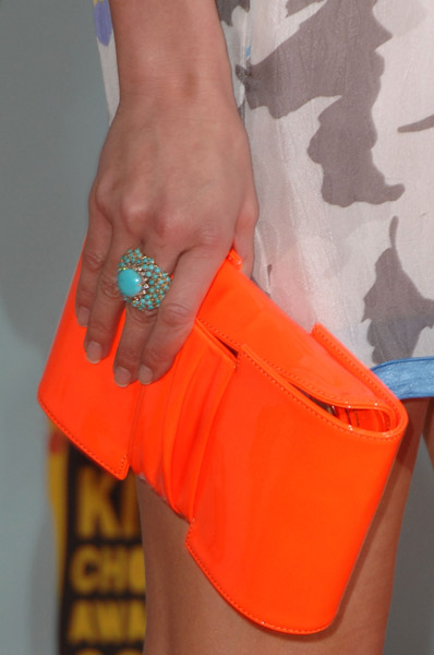 Kids' Choice Awards: Accessory Craze