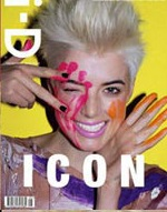 Fab Covers: Agyness Deyn for i-D