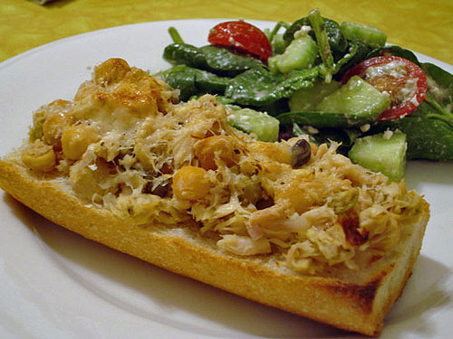 'Wich of the Week: Mediterranean Tuna Melt
