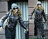 SJP Wrapped Up in Winter Wear