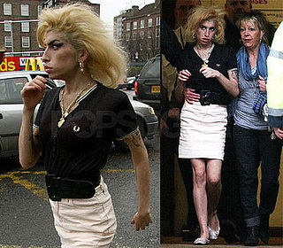 Amy Winehouse Attends Blake Fielder-Civil's Hearing in London