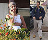 Matthew McConaughey with Pregnant Girlfriend Camila Alves