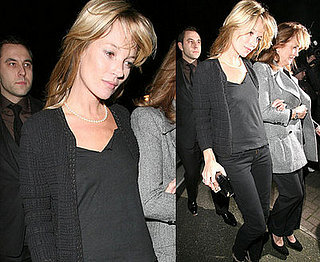 Even Kate Moss Needs Some Mommy Time