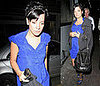 Lily Allen Out at the Groucho Club in London on January 24, 2008