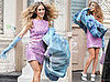 Sarah Jessica Parker Shoots Print Ads For The Sex And The City Movie