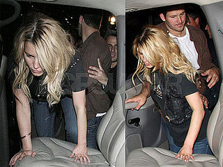 Jessica Simpson and Tony Romo at Metal Skool