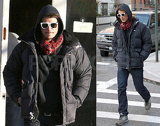 Josh Hartnett in New York City
