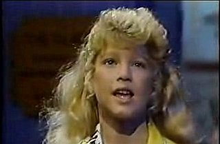 Fergie on Kids Incorporated
