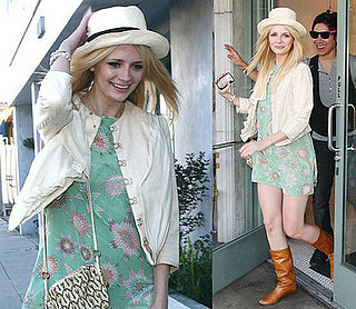 Mischa Barton's So Bright