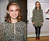 Natalie Portman Debutes Te Casan Shoe Collection