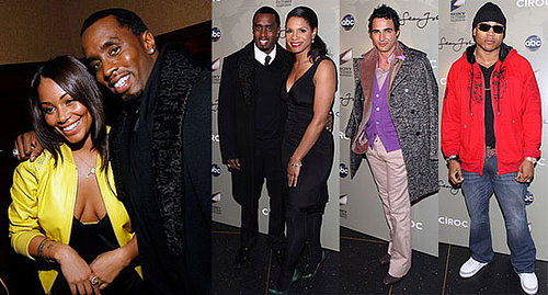 Diddy at the Premiere of A Raisin in the Sun