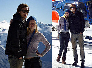 Kate and James Get an Eyeful in the Alps
