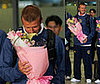 David Beckham in South Korea