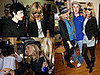 Kate Moss and Sienna Miller at the Cancer Research UK Auction